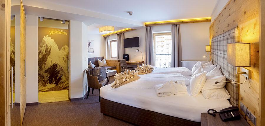 Hotel Jenewein, Obergurgl, Austria - Bedroom.jpg
